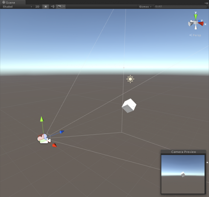 getting started virtual reality development tutorial game object