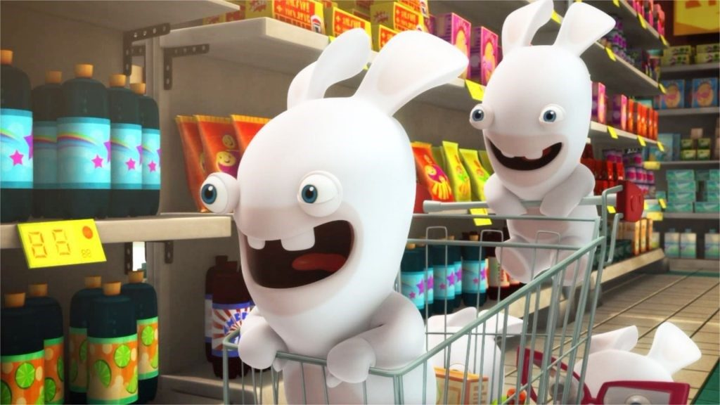 best games for ps4 camera rabbids invasion