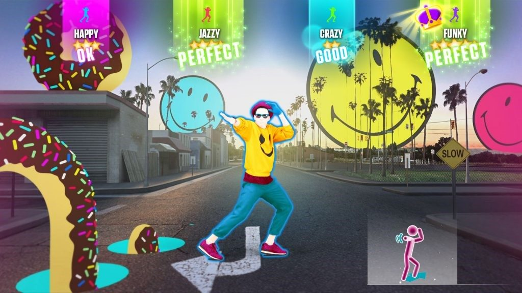 best games for ps4 camera just dance 2016