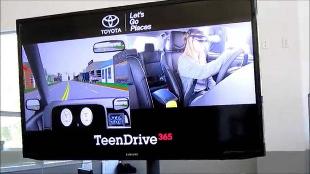virtual reality driving lessons teen drive 365