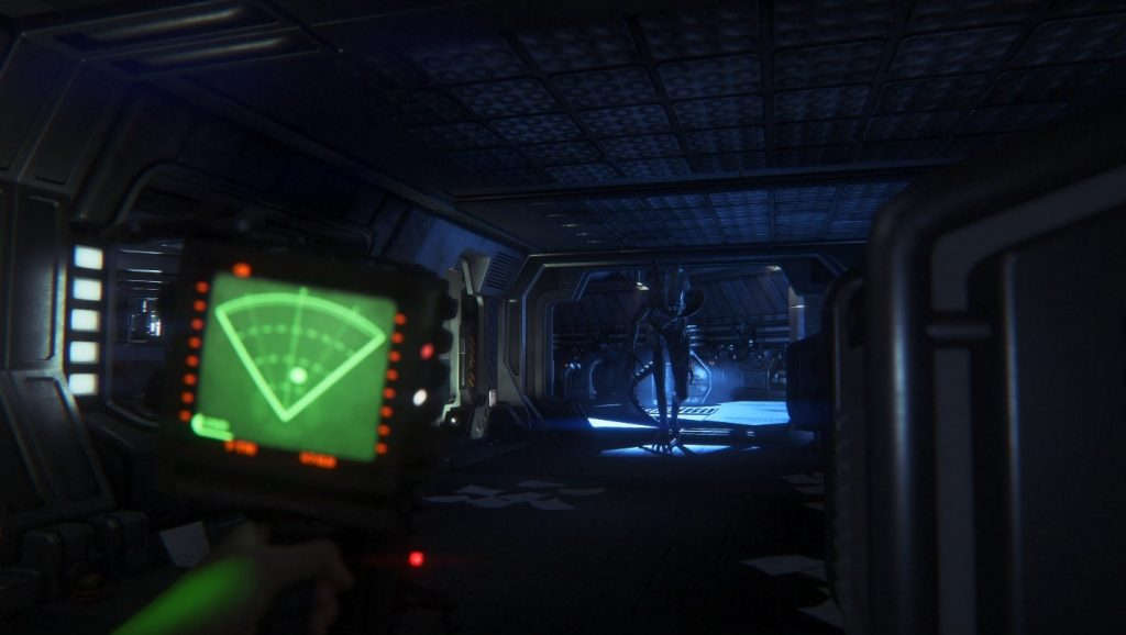 best virtual reality horror games alien isolation