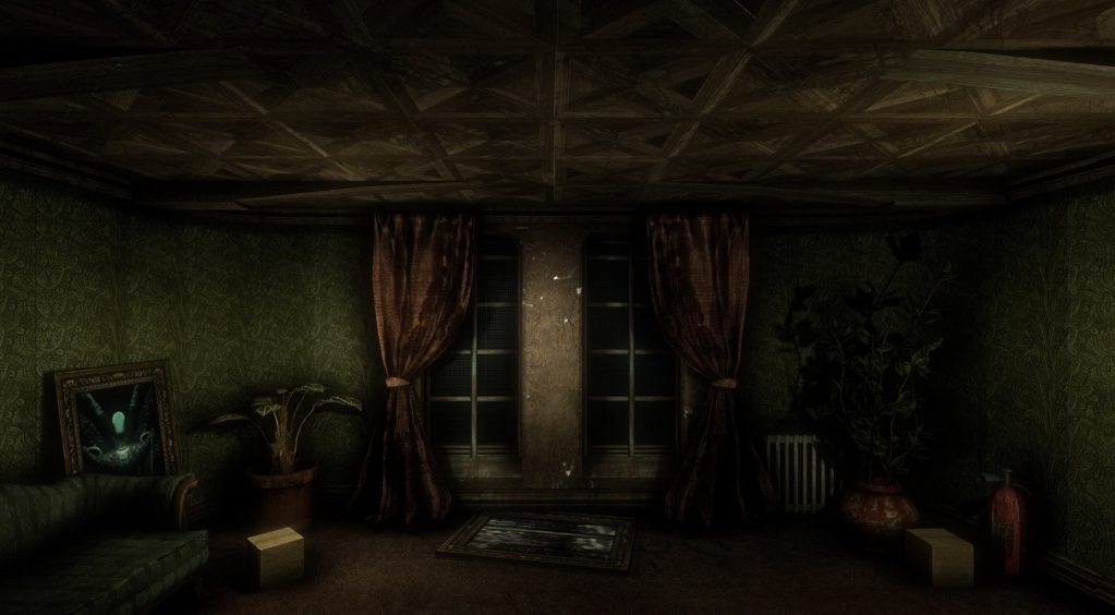 best virtual reality horror games affected