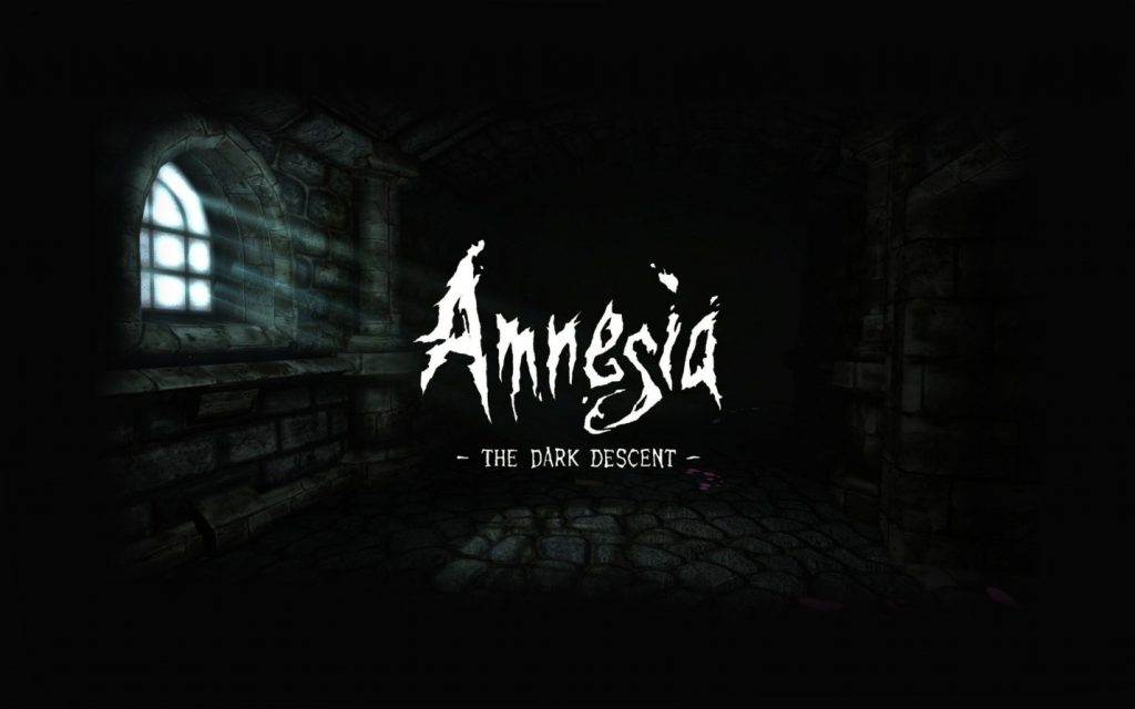 best virtual reality horror games amnesia dark descent