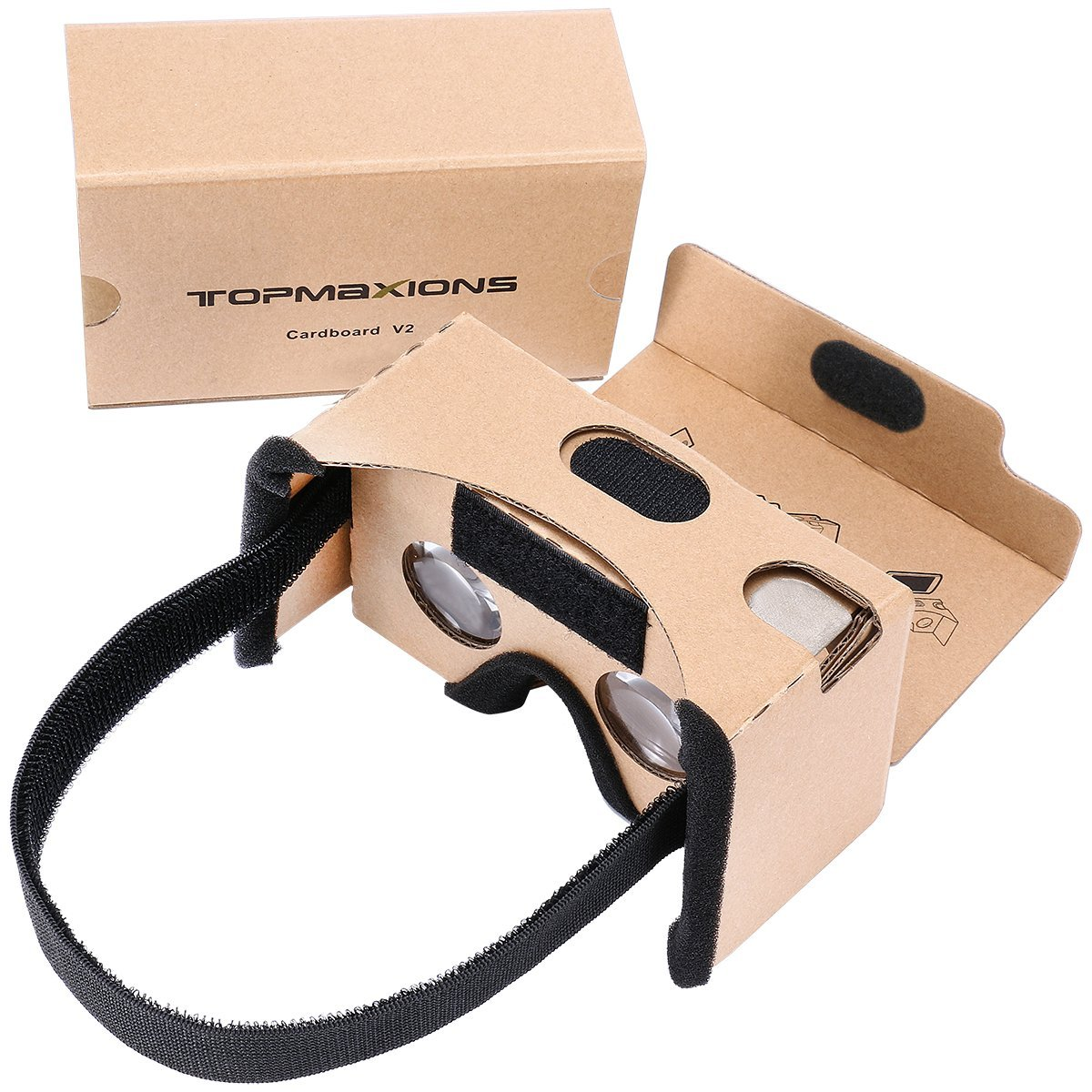 How To Make Virtual Reality Goggles? August 2020