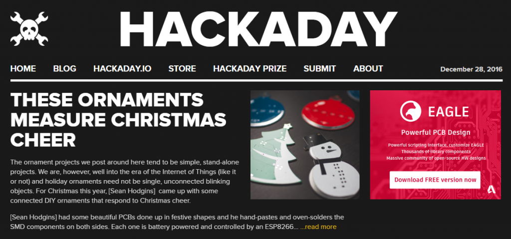 Hack A Day - Best Technology Website