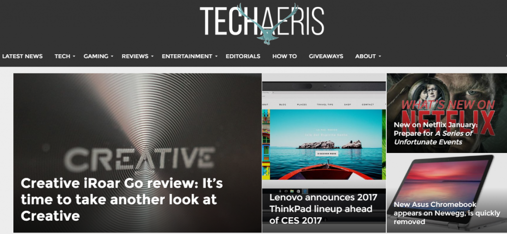 Techaries - Best Technology Website