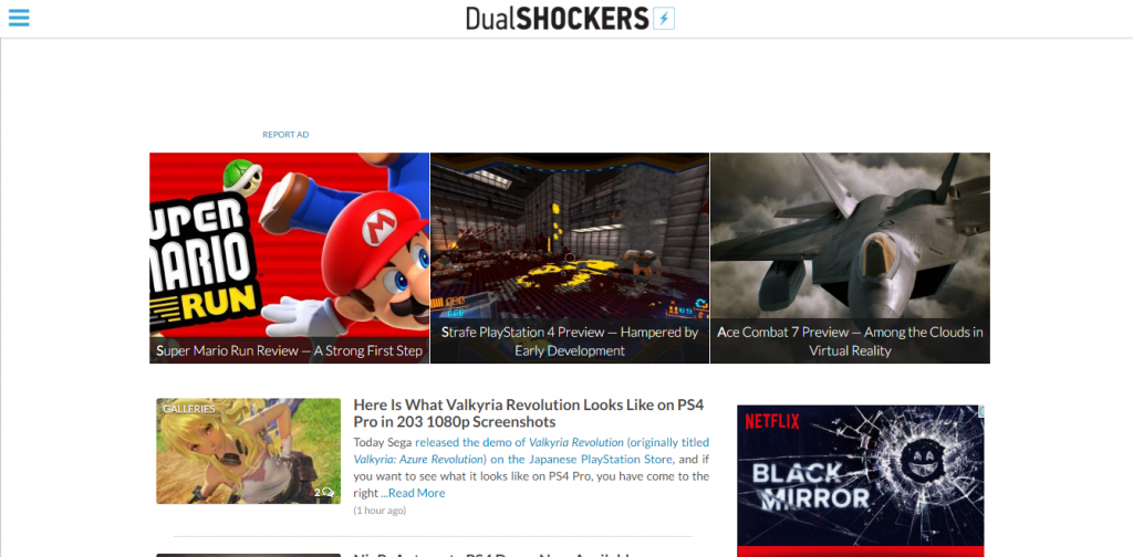 Dual Shockers - Best Gaming Website