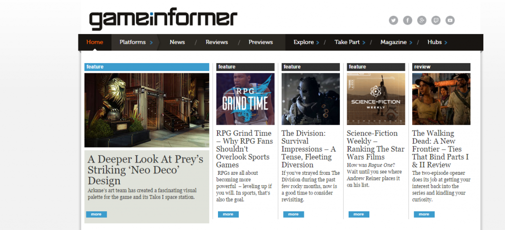 Game Informer - Best Gaming Website
