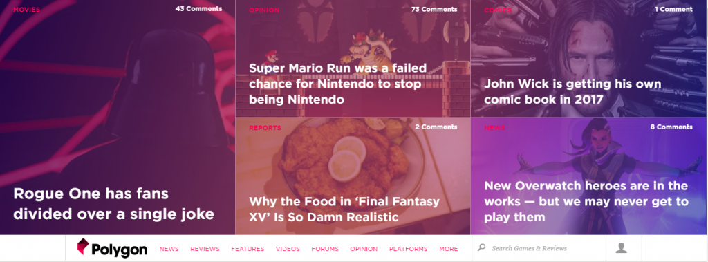 Polygon - Best Gaming Website