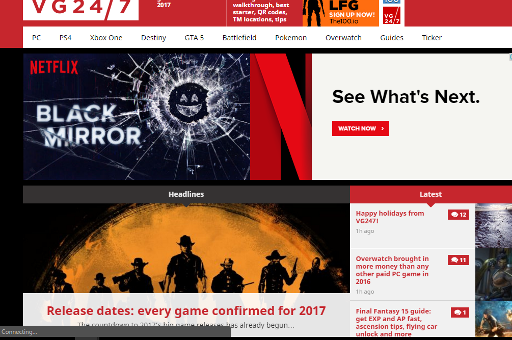 VG247 - Best Gaming Website