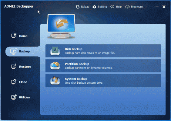 backup options review