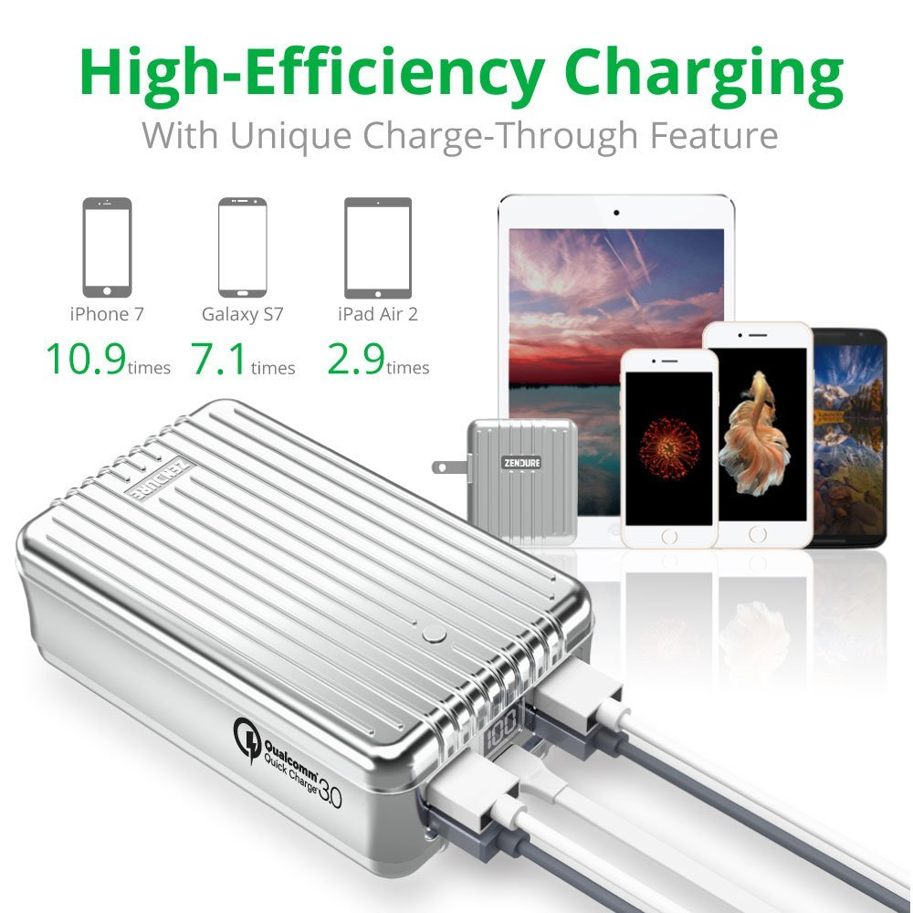power bank high efficiency