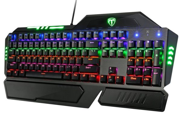 Pro-Gamers Mechanical Keyboard